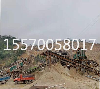 安徽破碎制砂机原料青石日产600吨生产案例